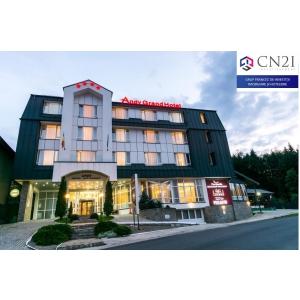 Grupul francez de investitii imobiliare si hoteliere, CN2I isi mareste portofoliul cu doua hoteluri: Andy Grand Hotel Predeal si Andy Hotel Bucuresti