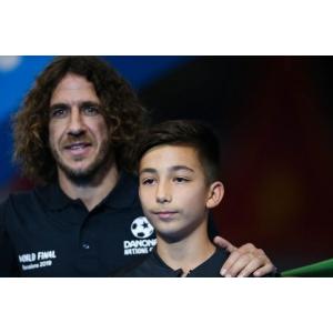 La doar 12 ani, este cel mai bun jucator de fotbal din lume!