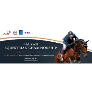 dms. Documenta DMS sustine sportul romanesc la organizarea celei mai importante competitii de echitatie din Balcani