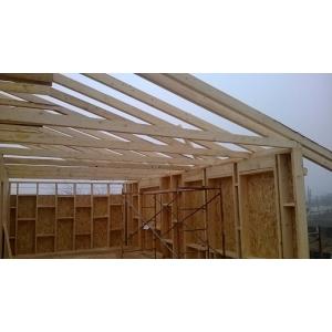 expo construct 2014. case din lemn