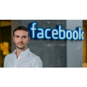 concursuri Facebook. Karol Karpinski,Client Partner for Global Marketing Solutions@Facebook