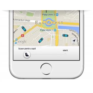 Uber lanseaza serviciul uberFAMILY in Bucuresti