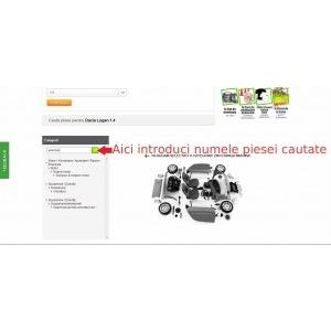 cautare. Lumea-Auto.ro a lansat un sistem performant de cautare a produselor pe site