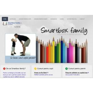 LANSAM o noua sectiune a site-ului www.smartboxfamily.ro :