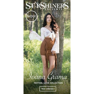 Ioana Grama Festival Look Collection by StarShinerS!