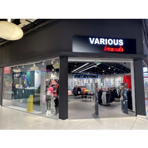 Magazin various Brands Focsani Mall