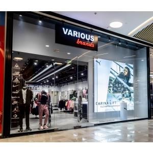 Various Brands inaugurează un nou magazin, în Shopping City Târgu Mureș