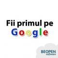 Google. Fii primul in Google