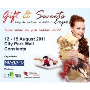 Gift Sweets. Gift & Sweets Expo - Targ de Cadouri si dulciuri - City Park Mall Constanta