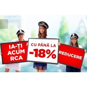 Campanie de promovare neconvenţională a reducerilor la RCA
