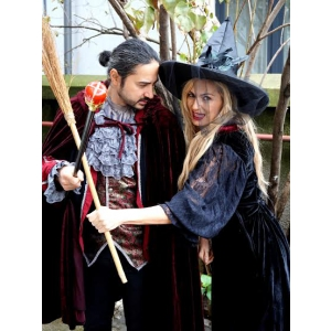 ball. Halloween Masquerade Ball – cea mai mare, cea mai eleganta si extravaganta petrecere de Halloween pe 30 Octombrie, 21:30 la Casa Presei