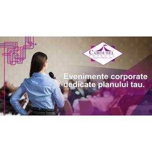 Carousel Events continua ca brand autonom pe piata serviciilor de event planning