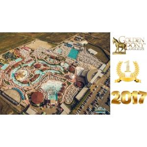 Divertiland Water Park a castigat locul I la Premiile Golden Pony in Bergantino, Italia