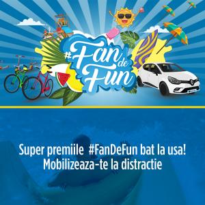 Extragerea pentru premiile tombolei #FanDeFun, prilej de party la Divertiland Water Park!