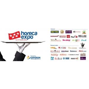 HORECA EXPO - partenerii si partenerii media
