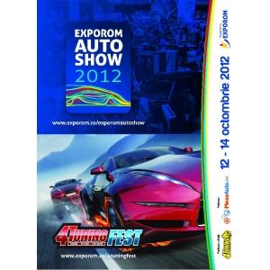 tuning auto. Siguranţa în trafic, tema primei ediţii Exporom Auto Show şi 4Tuning FEST