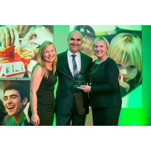 acrom. Compania ACROM a fost desemnată Partenerul Anului de către McDonald's IT Europa, primind marele premiu – CIO Award 2014