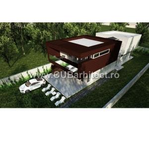 autorizatii. Proiecte de case moderne