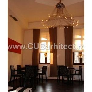 proiecte de design interior. Design interior bar lounge