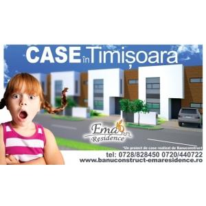 Banu Construct Timisoara. Proiect de 47 CASE in Timisoara -Ema Residence