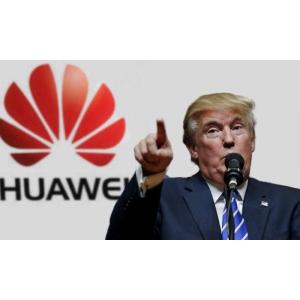 Huawei alungat din America. Iata decizia lui Trump!