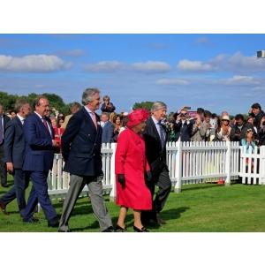 Lucrul incredibil pe care nu il stiati despre Regina Elizabeth a Angliei. Iata ce face aceasta cu poseta ei de fiecare data cand iese in public!