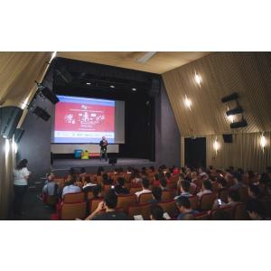 mvp a. 12 startup-uri cu potențial și-au prezentat produsele pe scena MVP Academy Demo Day