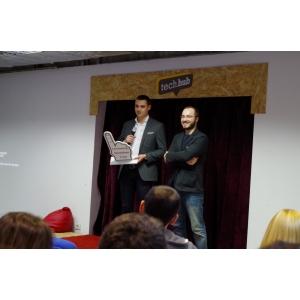 cloudhero. CloudHero câștigă premiul pentru cel mai bun startup la TechHub Bucharest Demo Night
