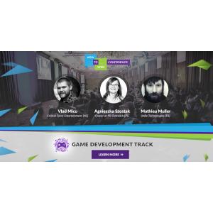 game development track. Despre dezvoltarea de jocuri cu milioane de utilizatori la How to Web – Game Development Track