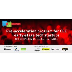 program pre-accelerare. How to Web lansează MVP Academy, program de pre-accelerare pentru startup-urile din regiune