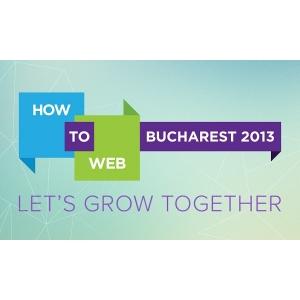 specialisti. Specialisti ai industriei tech globale vin la How to Web 2013