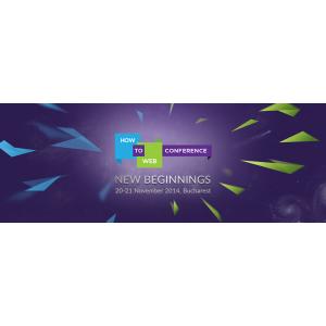 product management. Tendinţe în tehnologie, dezvoltarea de jocuri, product management & investiţii de tip angel la How to Web 2014
