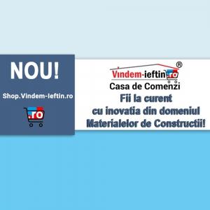 Shop.Vindem-Ieftin.ro singurul site din Romania care Negociaza pretul materialelor de constructii in functie de cantitate!