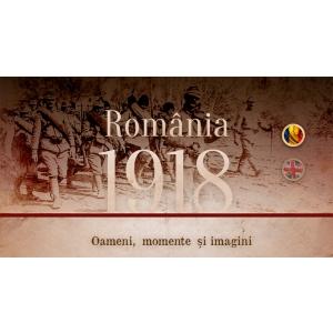 """Enciclopedia digitala """"Romania 1918. Oameni, momente si imagini"""", oferita publicului larg de Fundatia SIVECO"""