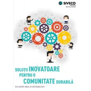 Raportul de Sustenabilitate SIVECO Romania pentru 2016 a fost elaborat conform Standardelor Global Reporting Initiative (GRI)