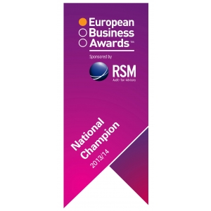 siveco. Campion National, European Business Awards