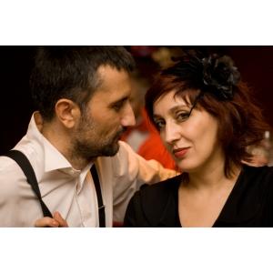 arta actoriei. Adelaida Zamfira si Nicolae Nastasia