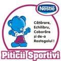 Piticii Sportivi. Piticii Sportivi - Cea mai atractiva Intrecere Sportiva pentru copii intre 14 si 36 luni !