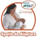 Saeco by Philips. Spatiu de Alaptare Philips AVENT la BABY EXPO