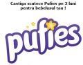 Lansare scutece PUFIES la BABY EXPO !