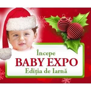Editia 37 de Iarna. Cadouri inspirate, produse inedite si oferte speciale la BABY EXPO, Editia 37 de Iarna !