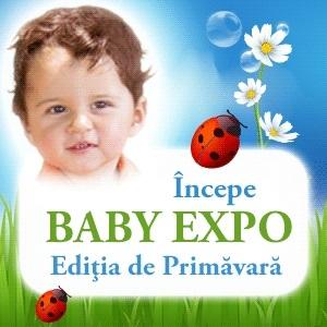 editia 38 de primavara. Hai la BABY EXPO, Editia 38 de Primavara !