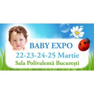 editia 42 de primavara. Noutati la BABY EXPO, Editia 34 de Primavara !