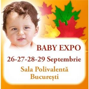 40. Noutatile toamnei la BABY EXPO, Editia 40 !