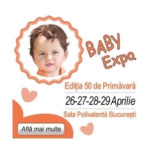 Petrece un weekend de primavara pe cinste la BABY EXPO 2018 !