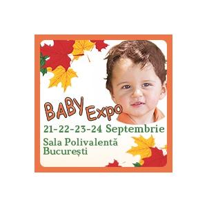editia 43 de toamna. BABY EXPO - Expozitie pentru Mamici si Bebelusi