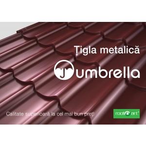 jghaburi. Acoperişul Umbrella - Un brand nou predestinat protecţiei!