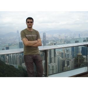 Uruguay. Razvan Pascu in Hong Kong