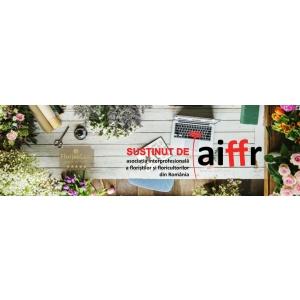 Cel mai complex program de training în domeniul floristicii obține recunoașterea AIFFR