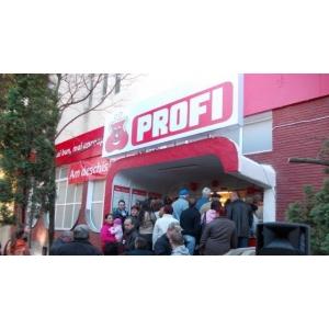 builders magazine. Deschiderea magazinului PROFI din Simleul Silvaniei, cea de a 101-a localitate PROFI